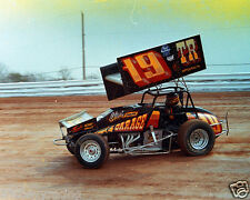 STEVE SMITH #19 WoO SPRINT CAR 8X10 GLOSSY PHOTO #3