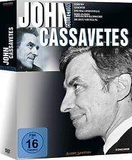 The John Cassavetes Collection 6DVDs- Boxset New DVD Region 2/UK