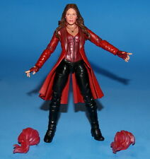 MARVEL LEGENDS SCARLETT WITCH CIVIL WAR ABOMINATION BAF LOOSE COMPLETE