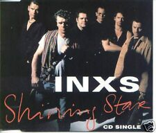 INXS SHINING STAR + 3 LIVE TRACKS 1991 CD SINGLE EXCELLENT CONDITION