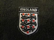 England Badge Embroided Iron On Sew On Patch Applique  6.2cm x 4.5cm