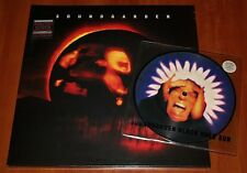 "SOUNDGARDEN SUPERUNKNOWN 2x LP VINYL 180g & BLACK HOLE SUN 7"" PICTURE DISC New"