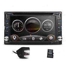 """XTRONS 6.2"""" 2Din Touch Screen Car DVD Player GPS Bluetooth Head Unit Reverse Cam"""