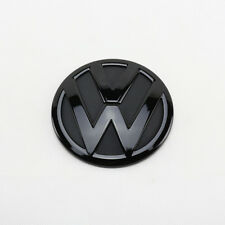 Gloss Black Rear Trunk Lid Logo Badge Sticker Emblem for VW Volkswagen Tiguan