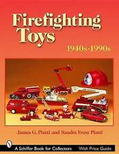 Firefighting Toys (Schiffer Book for Collectors (Paperback))