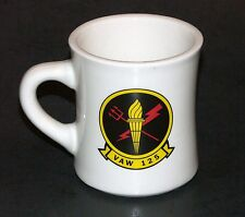 US Navy VAW-125 Mug Carrier Airborne Early Warning Squadron E-2C Cup