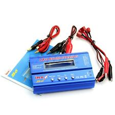 High Quality iMAX B6 LCD Screen Digital RC Lipo NiMh Battery Balance Charger