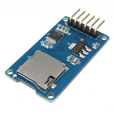 Micro SD Storage Board Micro TF Card Memory Shield Module SPI For Arduino