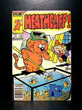 COMICS: Marvel: Heathcliff #1 (1985) - RARE (spiderman/thor/avengers)