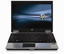 HP EliteBook 2540p / 4GB / 160GB SSD / Intel i7 / WINDOWS 7 PRO / FP / CAM / A