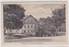 69401 Ak Restaurant zur Haltestelle Kalkwerk Griesbach 1936