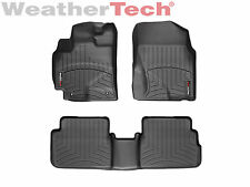WeatherTech FloorLiner Floor Mat For Toyota Corolla - 2009-2013 - Black