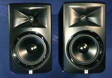 JBL LSR308 Active Studio Monitors - Excellent Condition