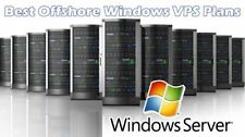 Windows Virtual Private Servers CHEAP VPS, 2GB RAM,100GB HDD,UNMETERED BANDWIDTH