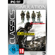 Operation Flashpoint - Dragon Rising und Red River (Simulation Classics) - PC