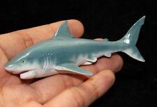 Great White Shark Fish 3D Fridge Magnet Sculpture Souvenir Ocean sea Creature