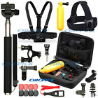 Monopod Pole Floating Mount Accessories Kit For GoPro 2 3 4 SJ4000 Sports Camera