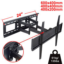 Articulating Tilt Swivel TV Wall Mount 32 39 40 42 46 47 50 55 60 65 LCD LED C20