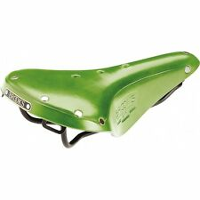 Brooks b17 standard Trekking e Touring SELLA BICI IN PELLE VERDE (APPLE)