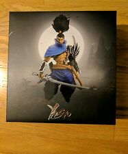 League of Legends Official Yasuo the Unforgiven Figma by Good Smile Company