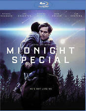 Midnight Special NEW Bluray disc/case/cover-no digital/slip 2016 Shannon Dunst