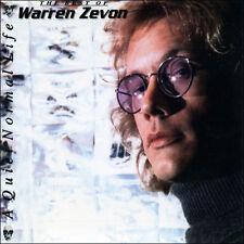 WARREN ZEVON - A QUIET NORMAL LIFE: THE BEST OF CD ALBUM (1987)