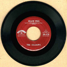 "PHILIPPINES:THE SHADOWS - Peace Pipe,The Savage,7"" 45 RPM,Record,Vinyl,MICO"