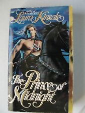 The Prince of Midnight by Laura Kinsale (1990, Paperback)