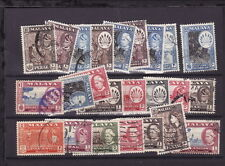 1957-61 OLD MALAYA STAMPS Various States - GOOD USED (L232)