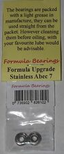 Formula Upgrade bearings fits all ABU 6500 Reels with spool bearings (FU 33)