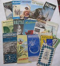 Lot of 16 Europe Travel Rapallo 1950's Capri Holland Paris Britain Rhine Color