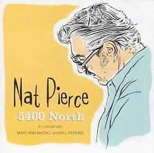 NAT PIERCE - 5400 North CD ** Like New / Mint **