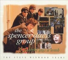 8 Gigs A Week by The Spencer Davis Group (CD, Mar-1996, 2 Discs,...