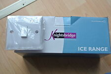 Pack of 10 Knightsbridge IC1000 10A 1G 1Way Light Switch White inc screws/covers