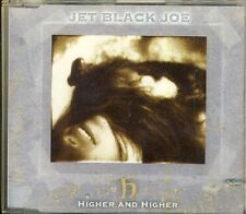 JET BLACK JOE - higher and higher  4 trk MAXI CD  1995