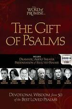 The Word of Promise: The Gift of Psalms (w/audio CD), Thomas Nelson, Good Book