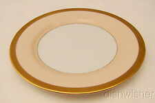 """Fitz & Floyd VERSAILLES SHELL PEACH Bread and Butter Plate(s) 6 1/2"""""""