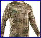 MULTICAM CAMOUFLAGE PATTERN LONG SLEEVE T-SHIRT - Size S to 4XL - CAMO TSHIRT