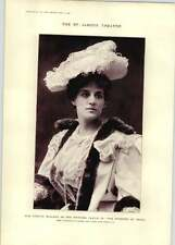 1896 Miss Evelyn Millar Miss Mary Moore Photographic Portraits
