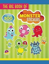 The Big Book of Monster Stickers Big Book of Stickers)