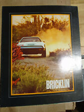 Bricklin brochure c1974 USA market