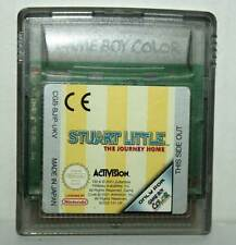 STUART LITTLE THE JOURNEY HOME GIOCO USATO GAMEBOY COLOR ED INGLESE PM1 43046