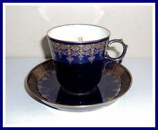 SEVRES Tasse à café '' Peyre '' 1899-1903-1911