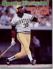 May 30, 1977 Dave Parker Pittsburgh Pirates Sports Illustrated 1A