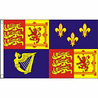 Royal Banner 1707-14 (Queen Anne) Flag 5Ft X 3Ft British Army Military Banner