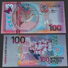 Surinam 100 Gulden 2000 Unc.P.149 #