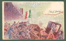 CENNI QUINTO. Città di Como 1848, La vittoria di Porta Torre. Medaglia d''oro...