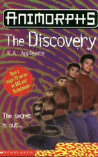 The Discovery (Animorphs), Katherine Applegate, Excellent Book