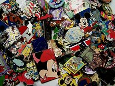 DISNEY PIN LOT 100-200-300-500 U PICK QUANTITY FASTEST SHIP 2 USA 100% TRADABLE