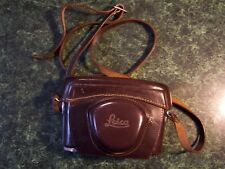 Used Leica Leather M Series Camera Case